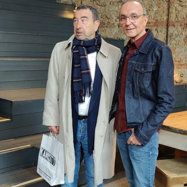 José Luis Garci & Gerardo Sánchez | Días de Cine