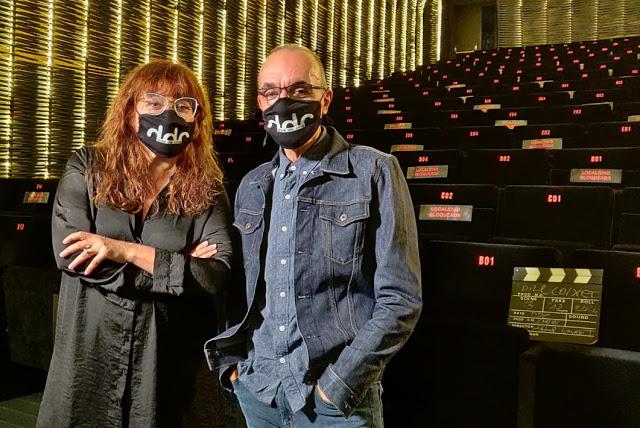 Isabel Coixet y Gerardo Sánchez | Días de Cine