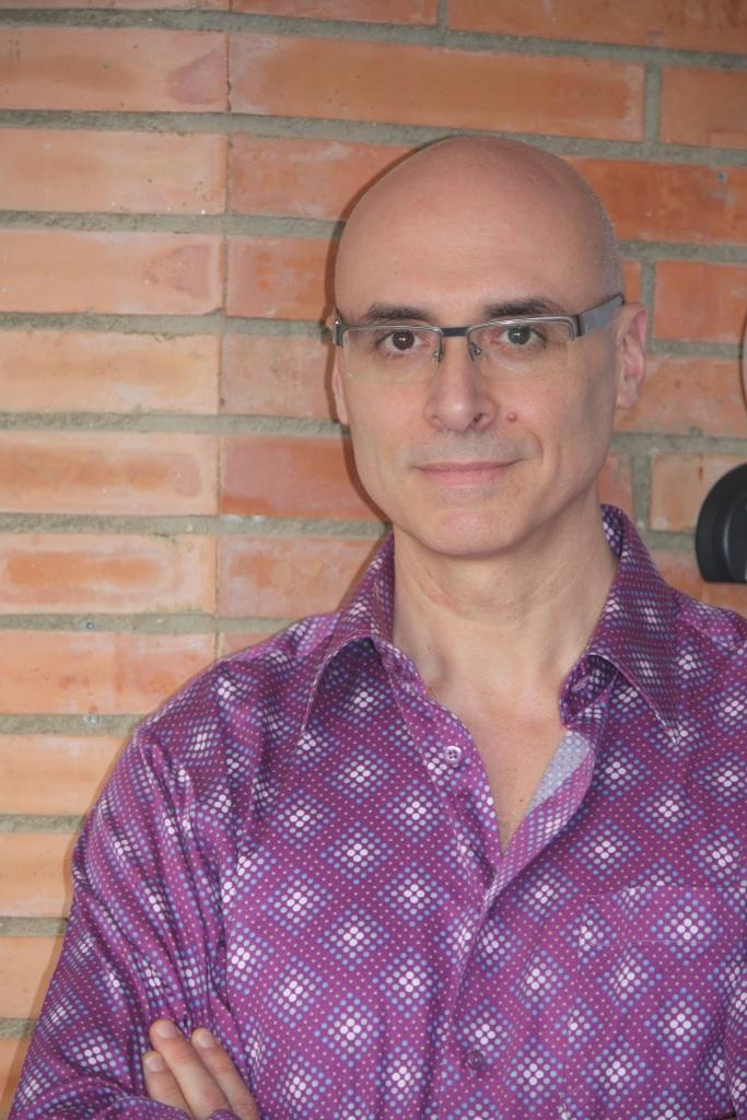 Pep Bras, guionista y escritor. Entrevistado por Carmen Nikol en Entrevisttas.com
