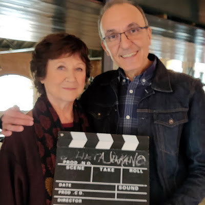 Julieta Serrano y Gerardo Sánchez | Días de Cine