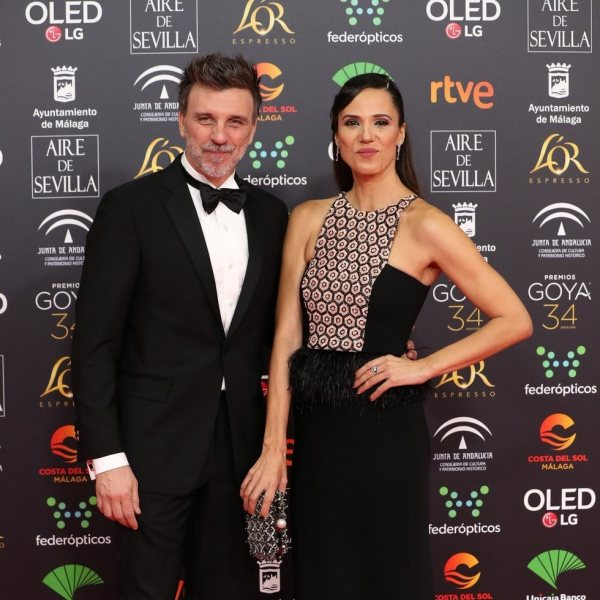 Armando del Río y Laia Alemany. Fuente de la imagen: Bekia. Entrevista en Entrevisttas.com. Por Carmen Nikol.