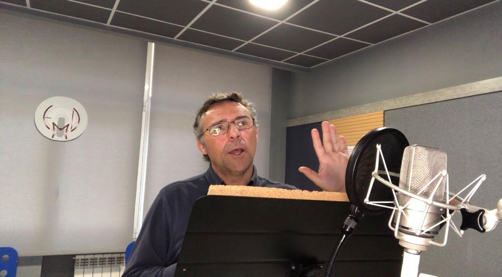 Lorenzo Beteta | Profesor de doblaje en la Escuela de Doblaje de Madrid