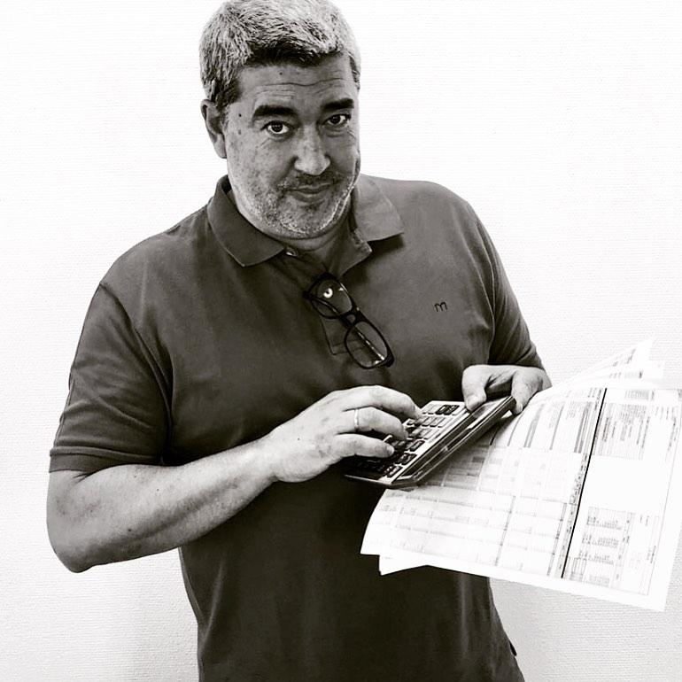 Salva Gómez Cuenca | Director de Producción