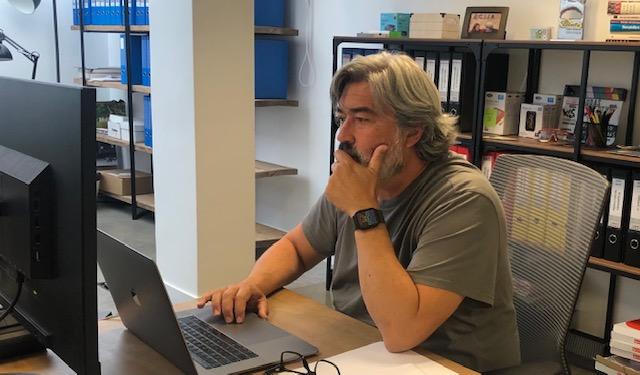 Salva Gómez Cuenca | Director de producción en Good Mood.