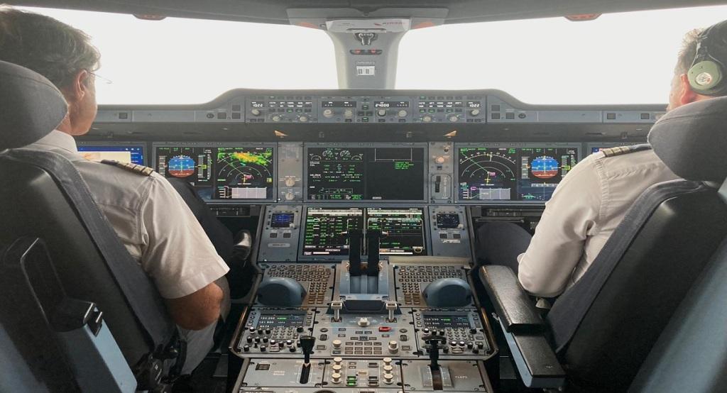 D. Antonio Alonso | Comandante de Airbus 350 | Flota de largo recorrido
