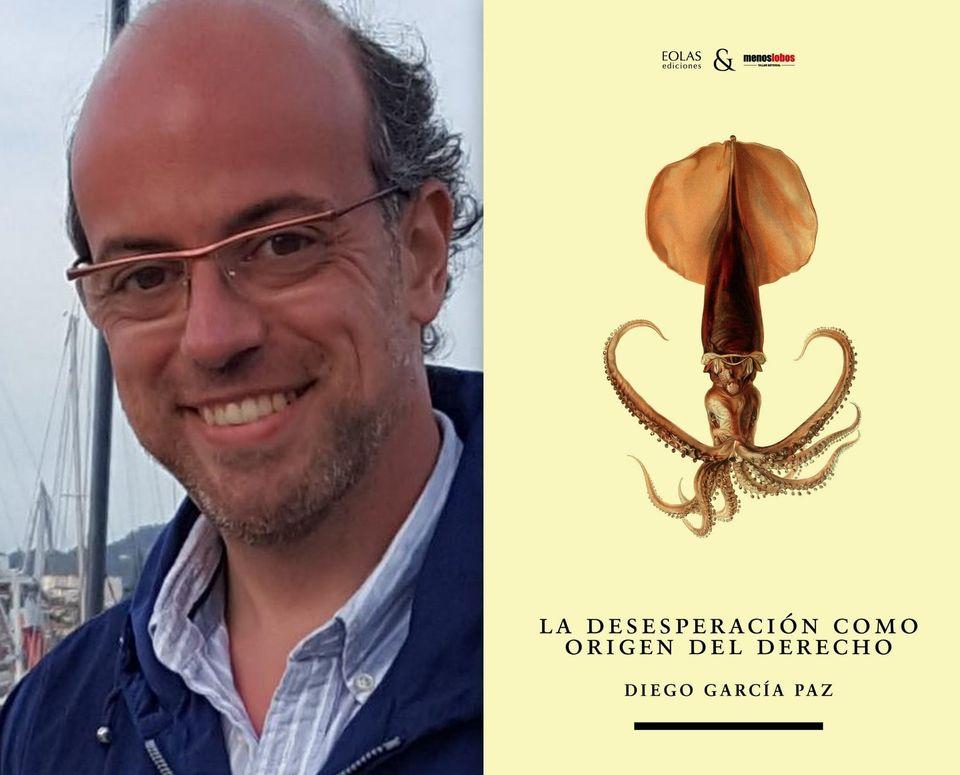 Este domingo, día 12 de septiembre, de 19:00 a 20:30 horas, en la caseta 230, Diego García Paz, colaborador de Entrevisttas.com, firmará ejemplares de su último libro en la Feria del Libro de Madrid.