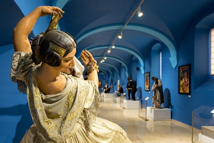 Imagen del Museo Fallero de Valencia