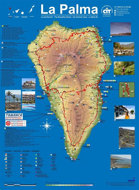 Imagen del CIT de Tedote, La Palma
