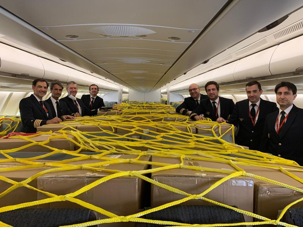 La seguridad de volar en pandemia, por D. Antonio Alonso Soria Comandante de Airbus 350 | Flota de largo recorrido
