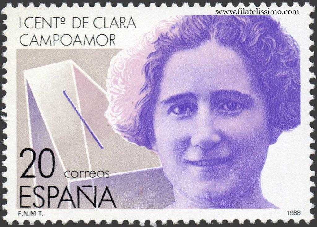 Discurso de Clara Campoamor en defensa del voto femenino | Por Carmen Nikol en Entrevisttas.com